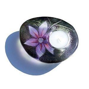 Målerås Glasbruk Delight Flora Violetti