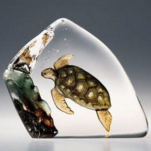 Målerås Glasbruk Kilpikonna