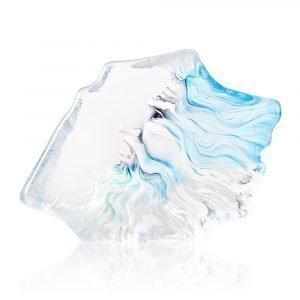 Målerås Glasbruk Masq Poseidon