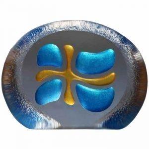 Målerås Glasbruk Ruotsin Lippu