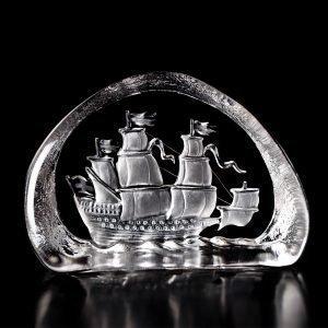 Målerås Glasbruk Vaasalaiva