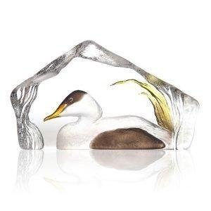 Målerås Glasbruk Wildlife Ejder