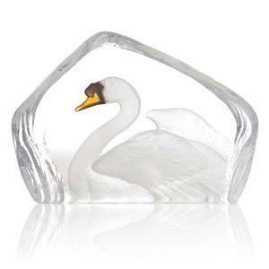 Målerås Glasbruk Wildlife Joutsen