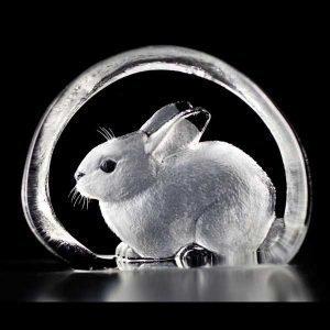 Målerås Glasbruk Wildlife Kani