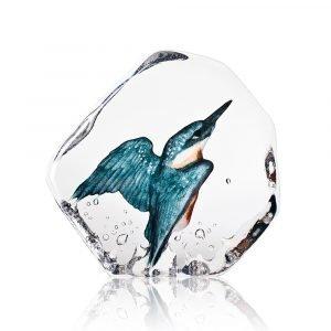Målerås Glasbruk Wildlife Kuningaskalastaja