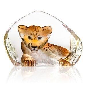 Målerås Glasbruk Wildlife Lejonunge