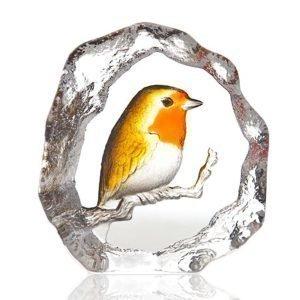 Målerås Glasbruk Wildlife Punarinta