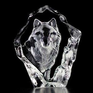 Målerås Glasbruk Wildlife Susi