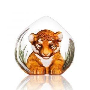 Målerås Glasbruk Wildlife Tiikerinpentu