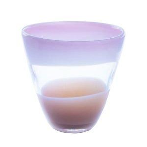 Magnor Generous Maljakko Vaaleanpunainen 25 Cm