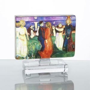 Magnor Munch Elämäntanssi 10x14 Cm