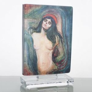 Magnor Munch Madonna 19x26 Cm
