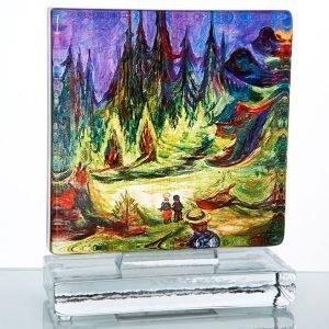 Magnor Munch Seikkailumetsä 19x19 Cm