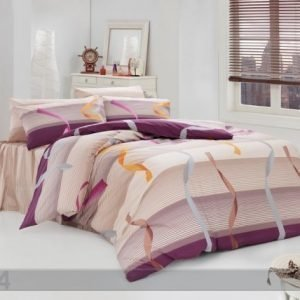 Majoli Bahar Home Collection Vuodevaatteet Ribbon 200x220 Cm