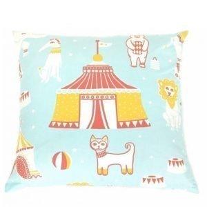 Majvillan Cirkus Tyynynpäällinen
