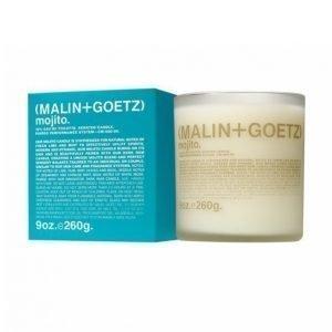 Malin + Goetz Mojito Candle 260 G Tuoksukynttilä