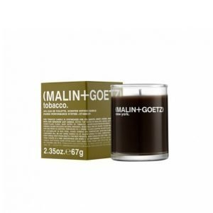 Malin + Goetz Tabacco Candle Votive 67 G Tuoksukynttilä