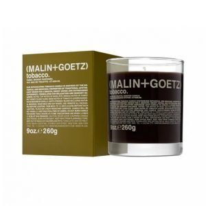 Malin + Goetz Tobacco Candle 260 G Tuoksukynttilä