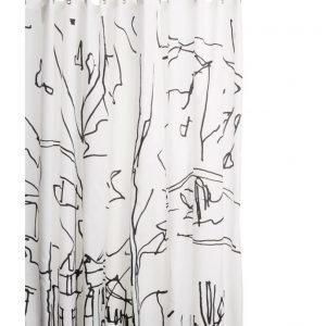 Marimekko Home HetkiÄ Shower Curtain