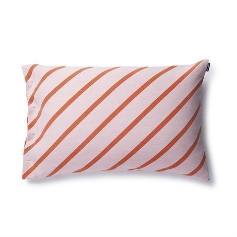 Marimekko Mint Tyynynpäällinen 40x60 cm Vaaleanpunainen-Oranssi