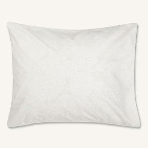 Marimekko Mynsteri Tyynynpäällinen Valkoinen / Ecru 50x60 Cm