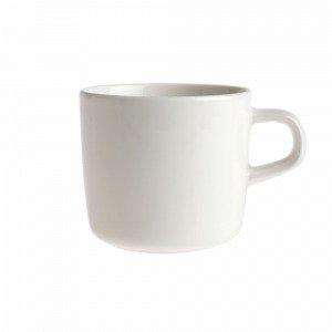 Marimekko Oiva Kahvikuppi Valkoinen