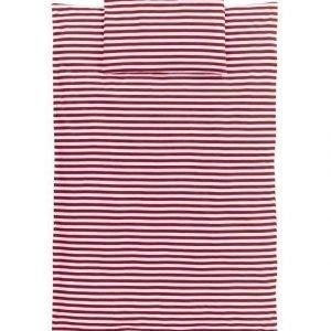 Marimekko Tasaraita Pussilakanasetti 85 X 125 + 35 X 45 cm