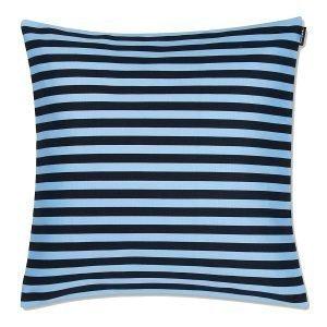 Marimekko Tasaraita Tyynynpäällinen Sininen 40x40 Cm
