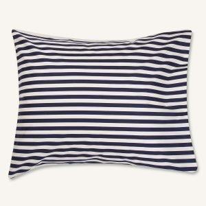 Marimekko Tasaraita Tyynynpäällinen Valkoinen / Sininen 50x60 Cm