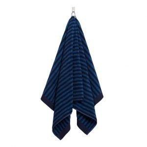 Marimekko Ujo Mini Pyyheliina Sininen / Tummansininen 25x25 Cm