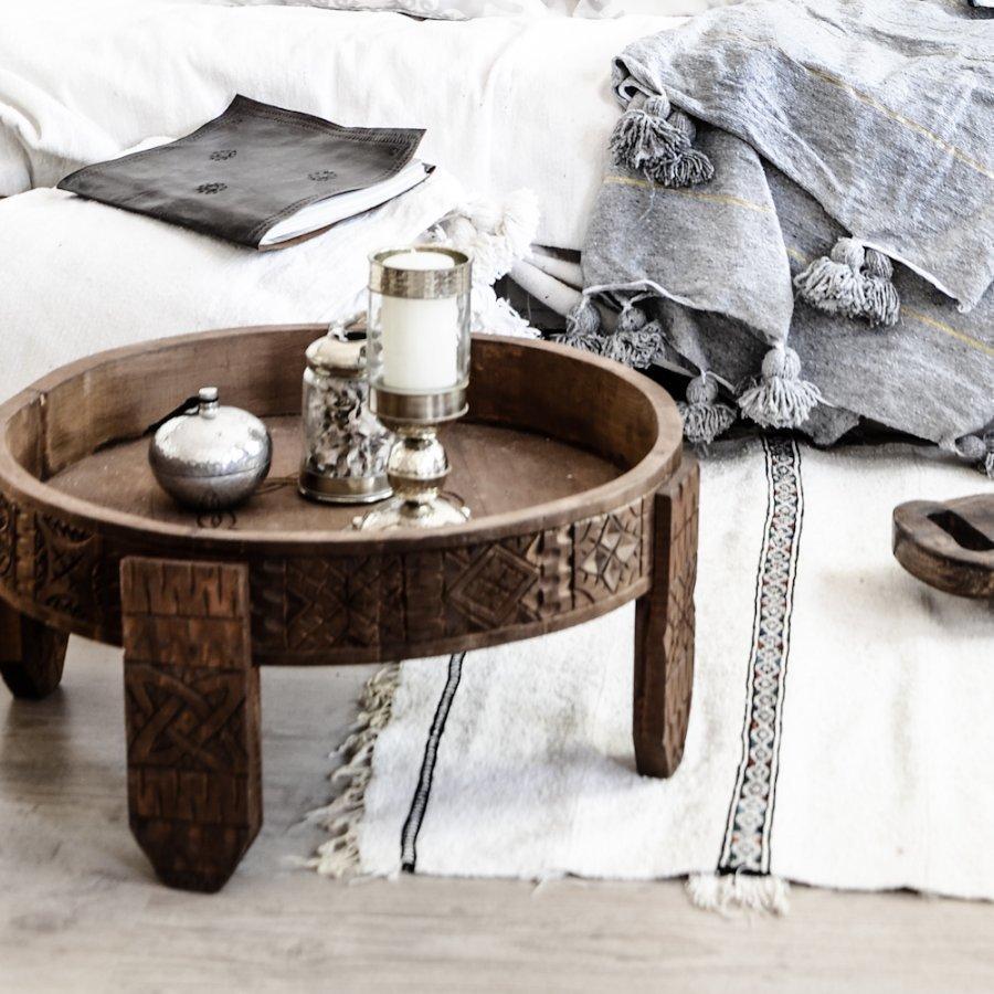 Marokkolainen Chakki Pöytä