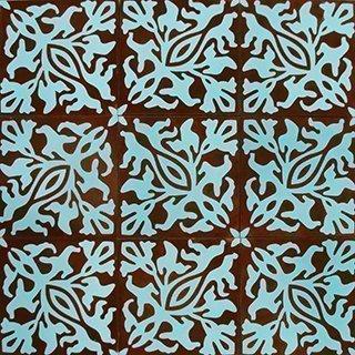 Marokkolainen Sementtilaatta 20312