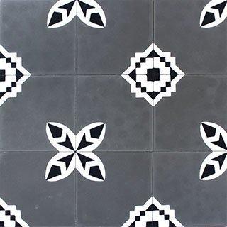 Marokkolainen Sementtilaatta 20580