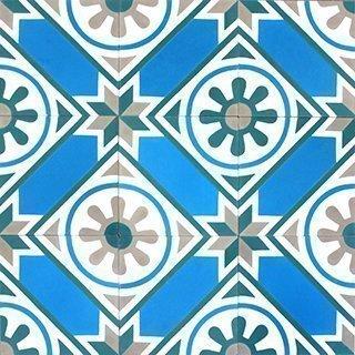 Marokkolainen Sementtilaatta 20583