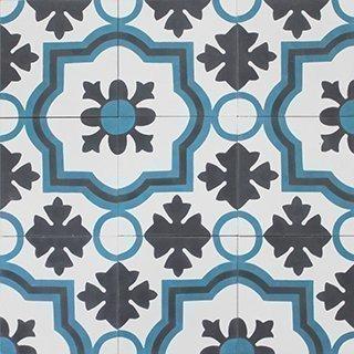 Marokkolainen Sementtilaatta 21080
