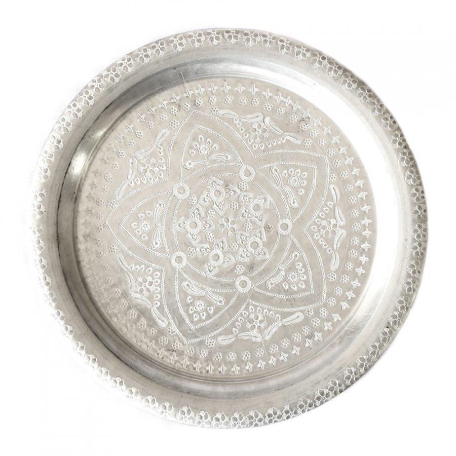 Marokkolainen Tarjotin 23 Cm