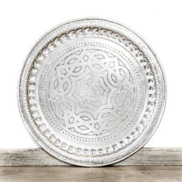 Marokkolainen Vintage Tarjotin 75 Cm