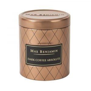 Max Benjamin Tuoksukynttilä Dark Coffee Absolute