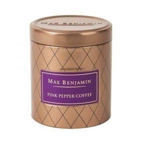 Max Benjamin Tuoksukynttilä Pink Pepper Coffee
