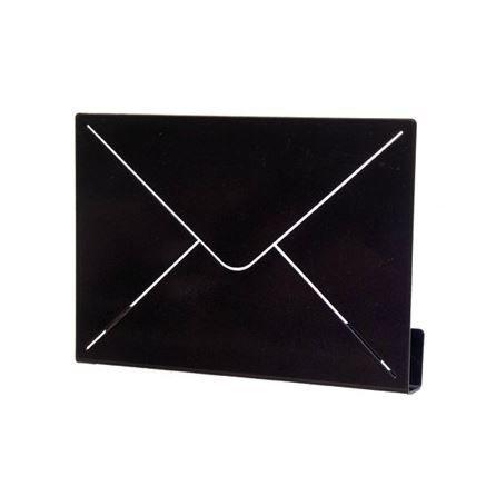 Maze Letter Postihylly Musta