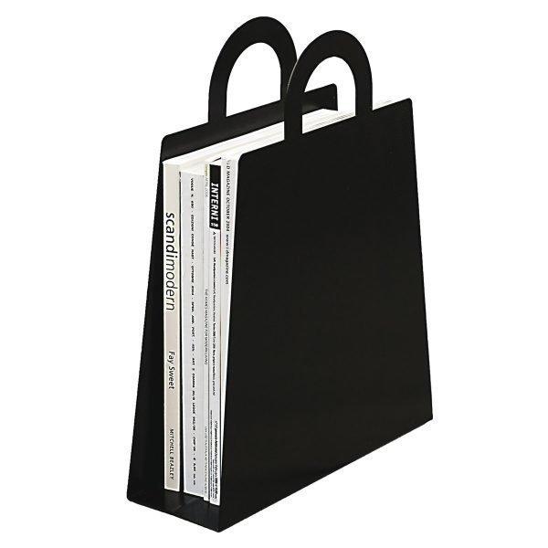 Maze Magbag Lehtiteline Musta
