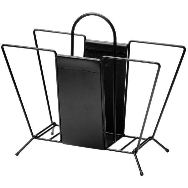 Maze Suitcase Lehtikori Musta