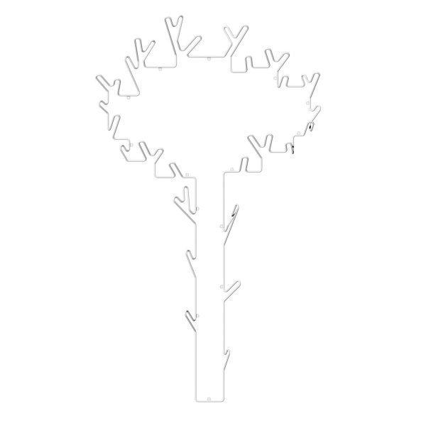 Maze Tree Hanger Ripustin Valkoinen