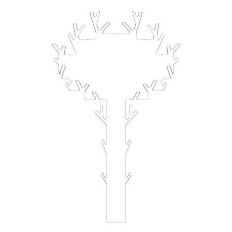 Maze Tree Naulakko Valkoinen