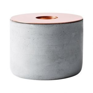Menu Chunk Of Concrete Kynttilänjalka M