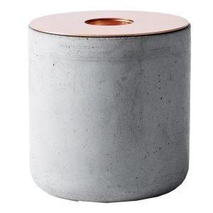 Menu Chunk Of Concrete Lyhty L