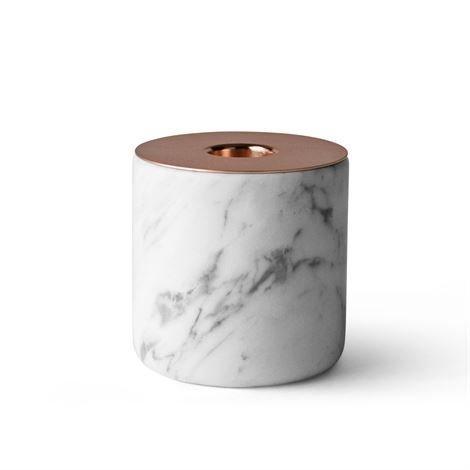 Menu Chunk Of Marble Kynttilänjalka Iso