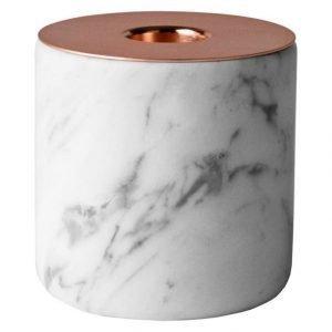 Menu Chunk Of Marble Kynttilänjalka L