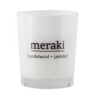 Meraki Tuoksukynttilä S Sandalwood & Jasmine