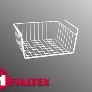 Metaltex Hyllynaluskori 30 Cm